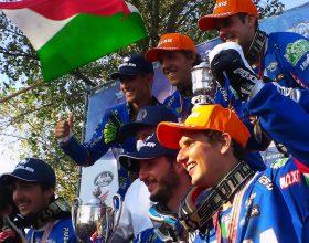 ISDE 2021, l'Italia trionfa! I festeggiamenti e la premiazione finale