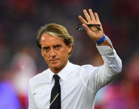 Uscita chiusa senza alcun segnale e Mancini si arrabbia