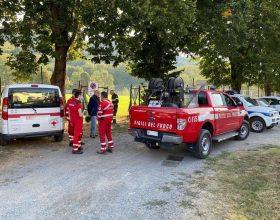 Proseguono le ricerche dell'uomo scomparso a Carrosio sabato sera
