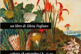 """Presentazione del libro """"Orti delle meraviglie"""" al giardino botanico di Borghetto"""