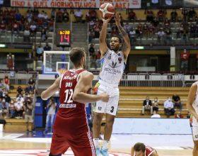 Bertram Derthona riparte alla grande: Trieste battuta in Supercoppa