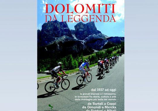 """""""Dolomiti da leggenda"""". Il 17 settembre ad Acqui la presentazione del libro di Beppe Conti"""