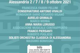 Il 2 ottobre anteprima del Festival Adelio Ferrero conFrancesca Fabbri Fellini