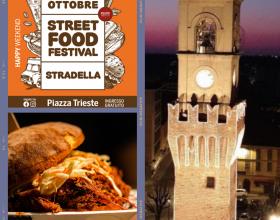 Stradella, pit-stop nel weekend per il Rolling Truck Street Food