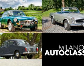Milano Auto Classica: lifestyle ed elegenza sulle quattro ruote