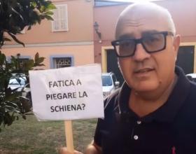 """Un determinato vicesindaco di Novi ai padroni di cani maleducati: """"Piegate la schiena"""""""