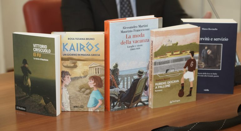 Premio Acqui Storia: ecco i vincitori dell'ultima edizione