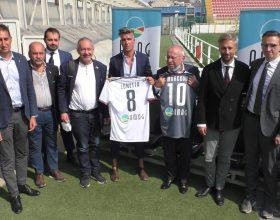 """Alessandria Calcio e Amag fanno squadra: """"Nuovo sponsor e, in futuro, un'accademia per i giovani"""""""