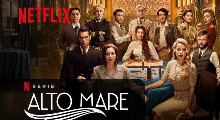 In viaggio con le Serie Tv: il fascino della Spagna con Alta Marea
