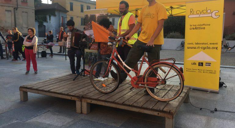 Tre eventi per la Settimana Europea della Mobilità ad Alessandria