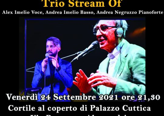 Il 24 settembre a Palazzo Cuttica replica del recital omaggio a Battiato