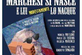 """Il 26 settembre """"Marchesi si nasce e lui, modestamente, lo nacque"""" a Bistagno"""