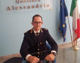 Questura di Alessandria: Riccardo Calcagno nuovo Dirigente della Squadra Mobile
