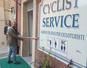 San Salvatore sempre più a misura dei cicloturisti grazie a un Albergo Diurno dedicato a loro