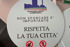 """Al Cristo e nei sobborghi 15mila depliant e 100 cartelli per una """"Città più pulita"""""""