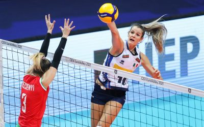 Volley: amichevole di lusso a Casale tra Igor Novara della campionessa d'Europa Chirichella e Chieri