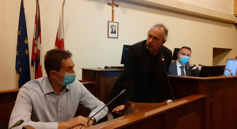 """Ad Alessandria il rimpasto dopo la crisi, Cuttica: """"Non una mia elargizione"""". Rossa: """"Fallimento politico"""""""