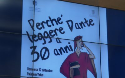 """""""Perché leggere Dante a 30 anni"""": il 12 settembre la Fondazione CrAl celebra il Sommo Poeta"""