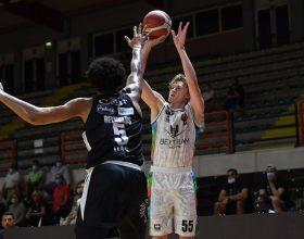 Bertram Derthona continua a sorridere: battuta anche Trento in Supercoppa