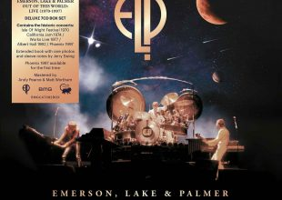 Emerson, Lake & Palmer pubblicano Out Of This World: Live (1970-1997)