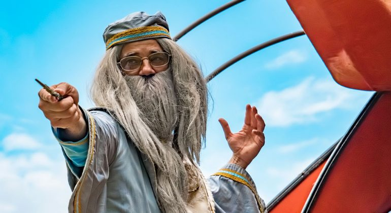 Il 19 settembre Harry Potter Magic Adventure al Castello di Piovera
