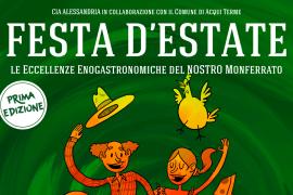Ad Acqui Terme arriva la Festa d'Estate della Cia