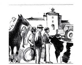 Fiera Autunnale Caselle Landi: terra di bestiame, merci e uve