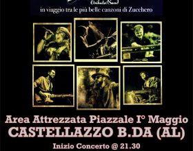 Il 18 settembre a Castellazzo tributo a Zucchero con i Fly Blue's