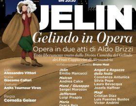 """Il 17 e 18 settembre la prima di """"Jelin"""" al Teatro Alessandrino"""