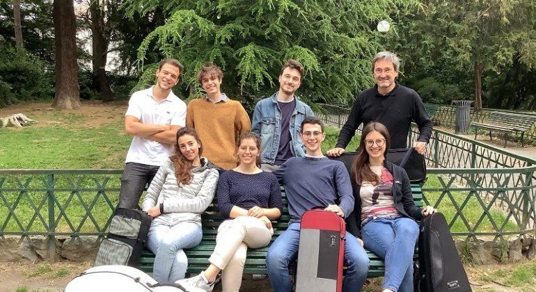 """Il 15 settembre i """"Geni in fuga"""" dell'Orchestra Giovanile Paganini a Rivalta Scrivia"""