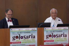 """L'11 e 12 settembre torna Golosaria tra i Castelli del Monferrato con gli """"orizzonti della rinascita"""""""