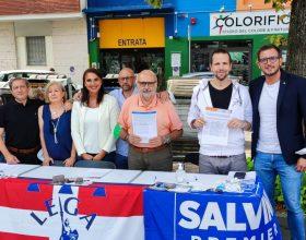 Lega: continua ad Alessandria la raccolta firme per i referendum sulla Giustizia