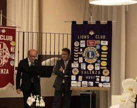 Lions Club Valenza Host inaugura nuovo anno sociale. Entra in carica il Presidente Bozzolan
