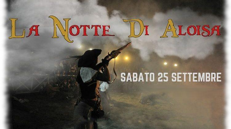 Notte di Aloisa Grazzano Visconti: pirati, corsari e folklore