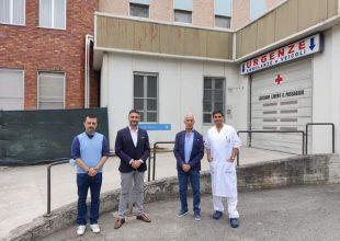 Dopo oltre 10 mesi riapre il Pronto Soccorso dell'ospedale di Tortona