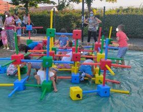 Al Parco Carrà di Alessandria uno spazio per i bambini fino ai 6 anni: ingresso libero