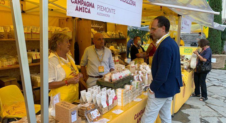 Al G20 dell'agricoltura di Firenze anche il riso del Monferrato casalese