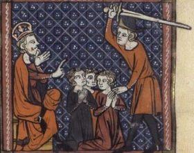 Il santo del giorno dell'11 settembre sono i Santi Proto e Giacinto