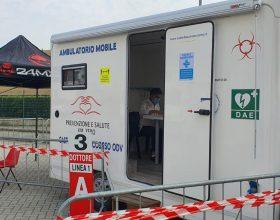 Vaccini senza prenotazione: inaugurato a Castellazzo il nuovo centro, aperto 2 giorni a settimana