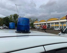Missione compiuta: il saluto dei volontari della Protezione Civile a Ovada