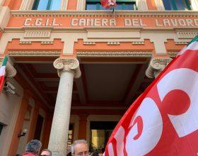La Cgil di Alessandria difende la sua casa contro fascismo e squadrismo
