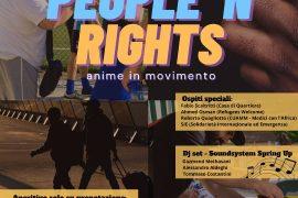 """People'N Rights: il 23 ottobre a Valenza musica e testimonianze di """"Anime in movimento"""""""