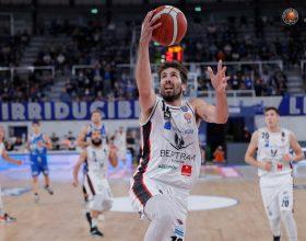 Bertram Derthona si impone a Brescia in volata: la prima vittoria in A non si scorda mai
