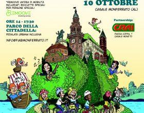 Domenica 10 ottobre Bimbimbici a Casale Monferrato