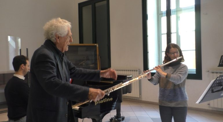 I grandi del flauto ad Alessandria grazie alla Vivaldi Flute Week