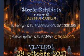 """A Serravalle Hallowen in Biblioteca il 29 ottobre col """"Complemorte di Sir Nicholas"""""""
