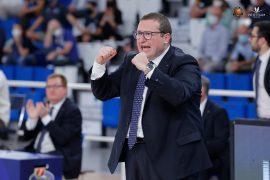 "Bertram Derthona sfida Allianz Trieste, coach Ramondino: ""Gara dura in un ambiente caldo"""