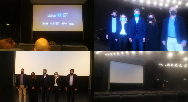 Cinema Politeama Pavia: inaugurata la nuova sala cinematografica