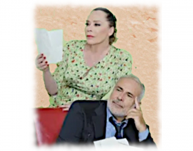 Lettere d'amore – Love Letters al Teatro Carbonetti di Broni