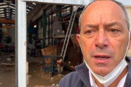 """Una ventina di aziende danneggiate dal maltempo a Ovada. Lantero : """"Forse neanche nel '77 così tanti danni"""""""